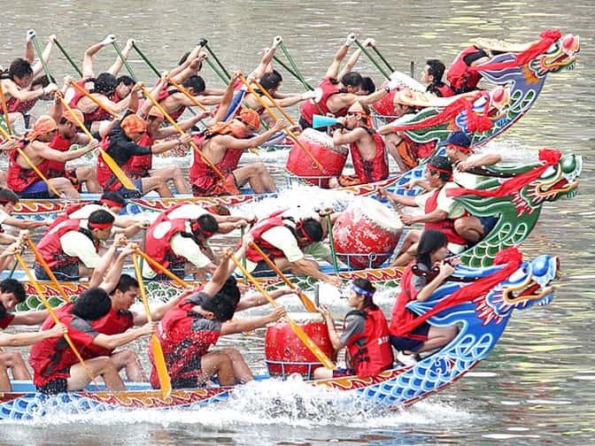 1306-02 Dragon Boat Races