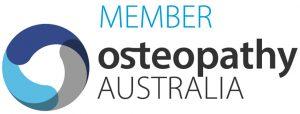 Member of osteopathy Australia